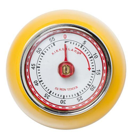 "Kitchen Timer, Magnetic ""Retro"""