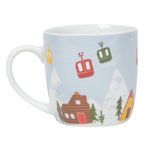 "Mug, ""Hit the Slopes"""