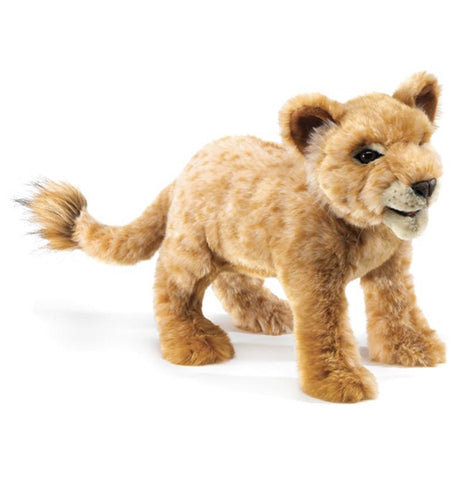 Lion King Puppet, Simba Cub