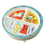"Baby Plate, Suction ""Little Prince of Thrones"""