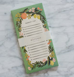 "Market to do List Julep ""Citrus Floral""."