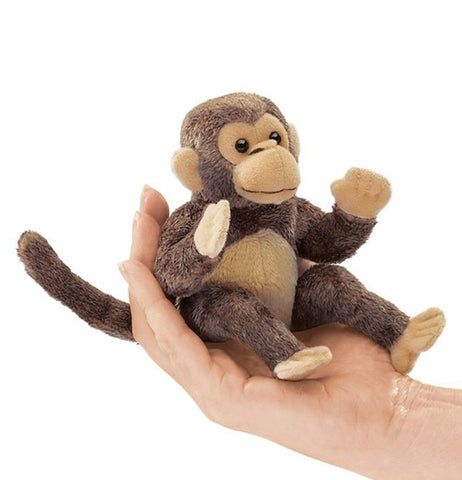 Finger Puppet, Mini Monkey