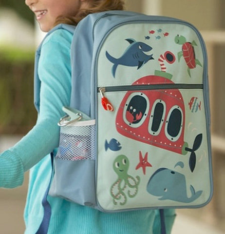 "Zippee! Backpack ""Ocean"""
