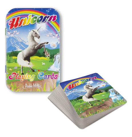 "Playing Cards ""Unicorn"""