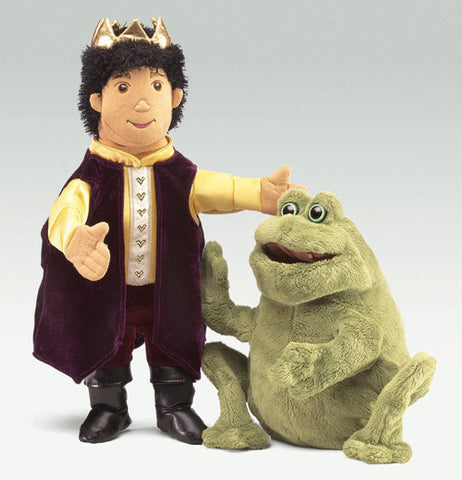 Puppet, The Frog Prince Reversible