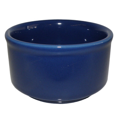 Stoneware Ramekin in Dark Blue