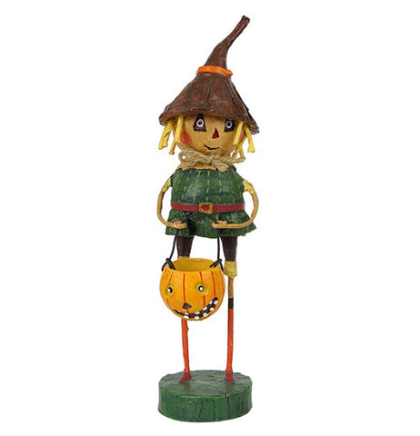 Wizard of Oz Scarecrow Trick-or-Treating