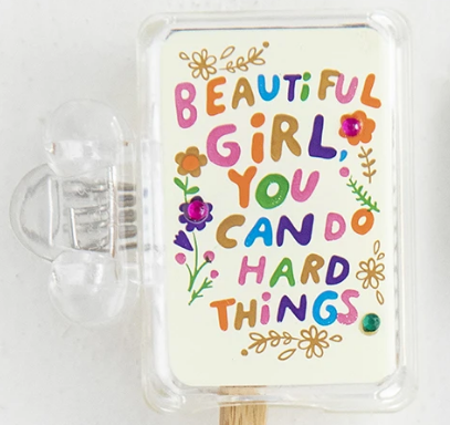 "Toothbrush Cover ""Beautiful Girl"""