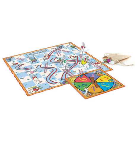 Little Red Hen-Eeboo-Board Game