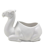 One lump or two sugar bowl in the shape of camel