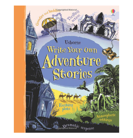 """Write Your Own Adventure Stories"""