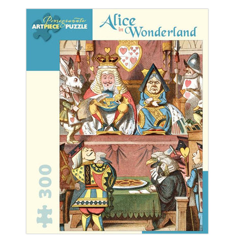 "Puzzle (300 Piece) ""Alice in Wonderland"""