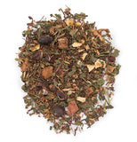 These ingredients are part of the making of Pinky Up Chocolate Mint Dessert Rooibos Tea.