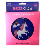 "Ice Packs (Set of 2) ""Unicorn"""