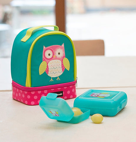 "Snack Keeper (Set of 2) ""Owl"""