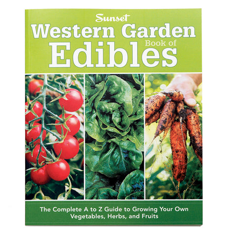"""Western Garden Book of Edibles"""