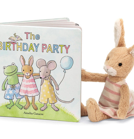 "Book ""The Birthday Party"""