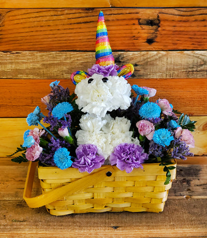 Enchanted Unicorn Arrangement