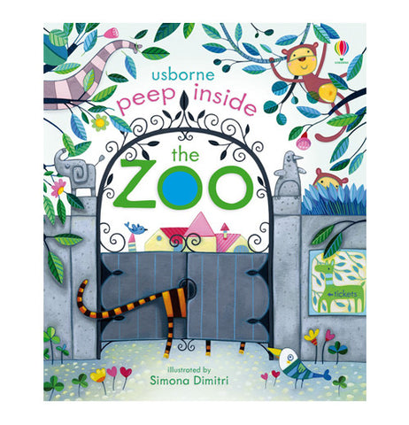 """Peek inside the Zoo"""