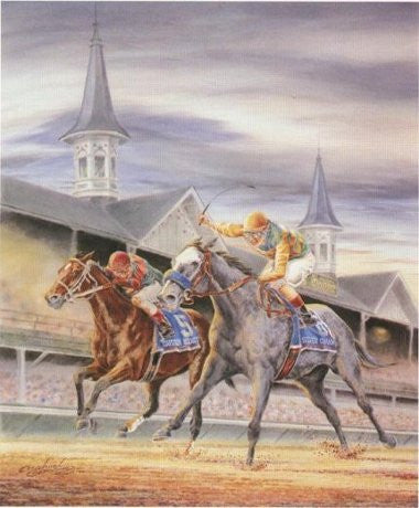 Silver Charm ~ 1997 Kentucky Derby