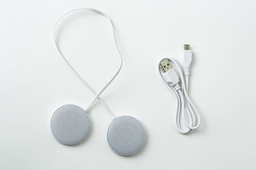 Gray Wireless Bluetooth Headband