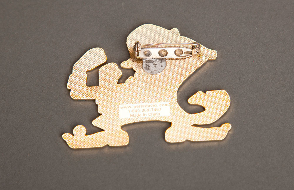Notre Dame Fighting Irish Pin