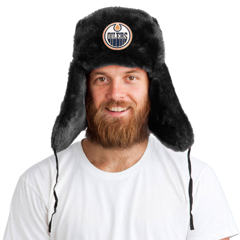 Tundra Hat™ + FREE Edmonton Oilers Pin <br> ($8 value!)
