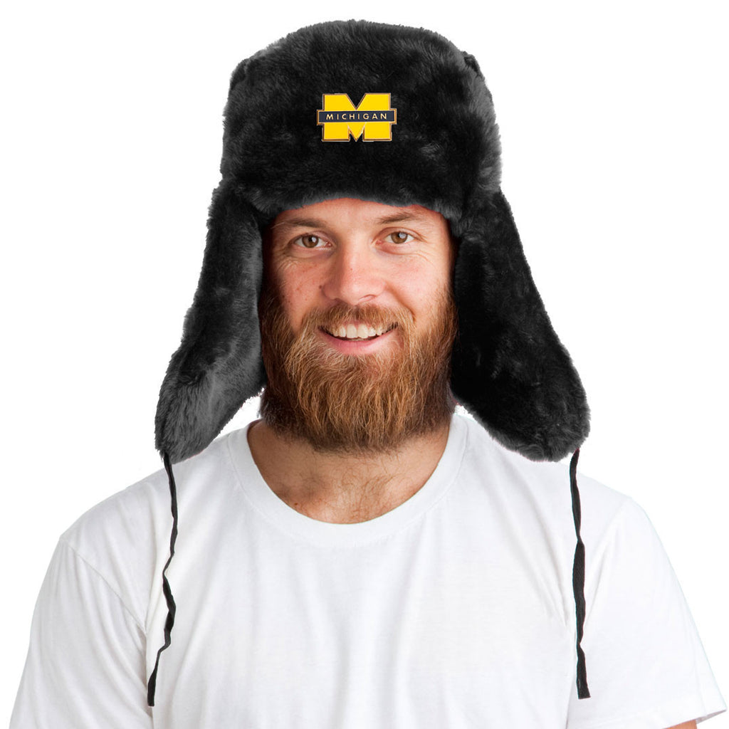 Tundra Hat™ + Michigan Wolverines Pin ($8 value!)