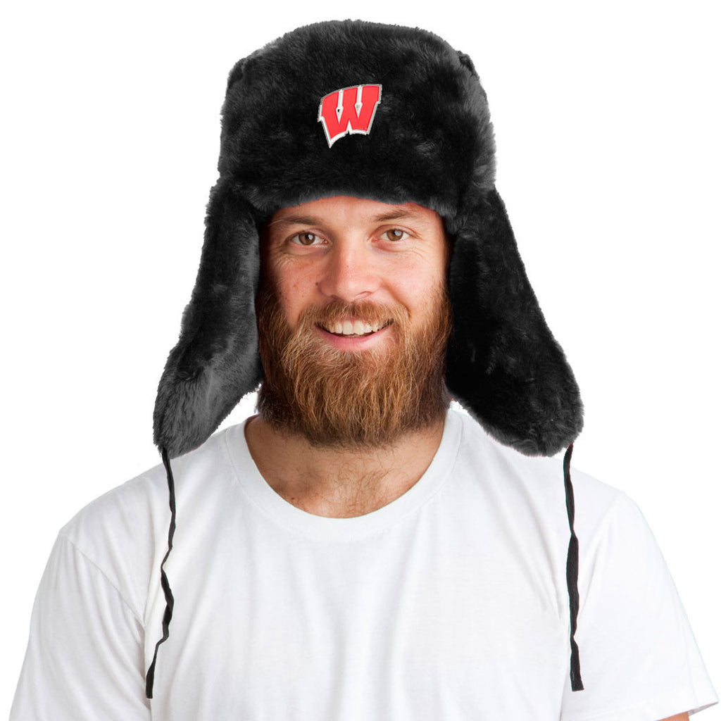 Tundra Hat™ + FREE Wisconsin Badgers Pin  ($8 value!)