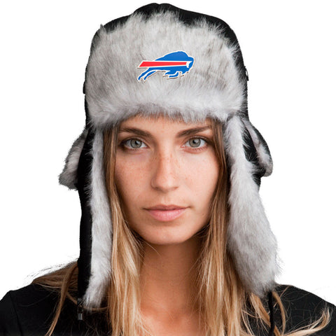 Trapper Hat + FREE New York Giants Pin <br> ($8 value!)