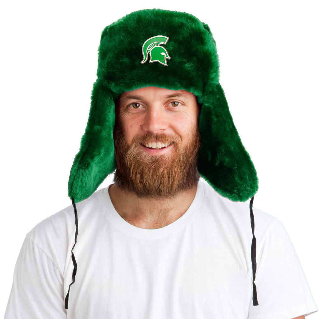 Tundra Hat™ + FREE Michigan State Spartans Pin ( 8 value!) – Tundra Gear fb45b1770fe