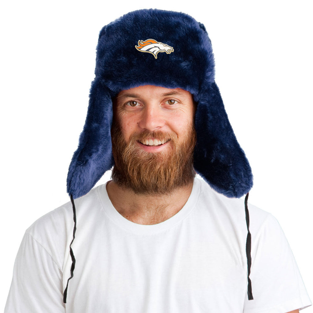 Tundra Hat™ + Denver Broncos Pin ($8 value!)