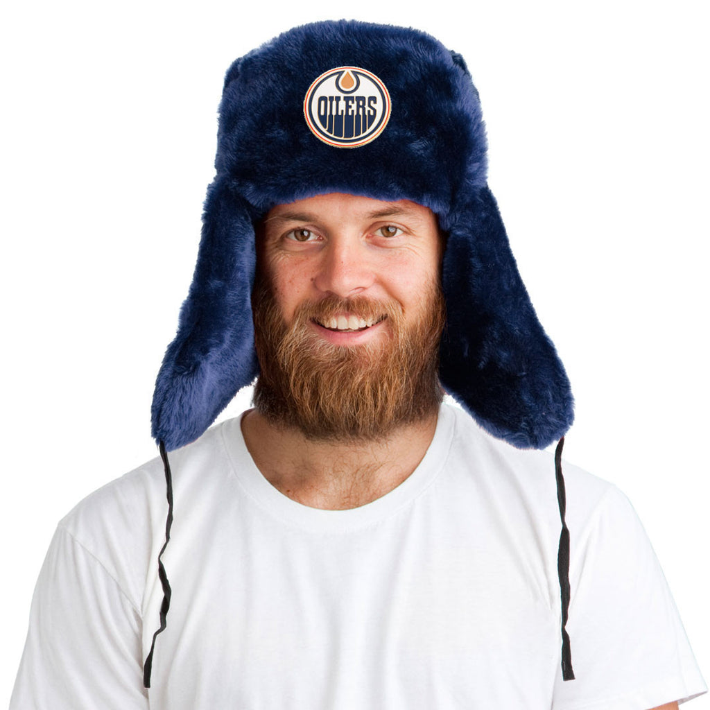 Tundra Hat™ + Edmonton Oilers Pin ($8 value!)