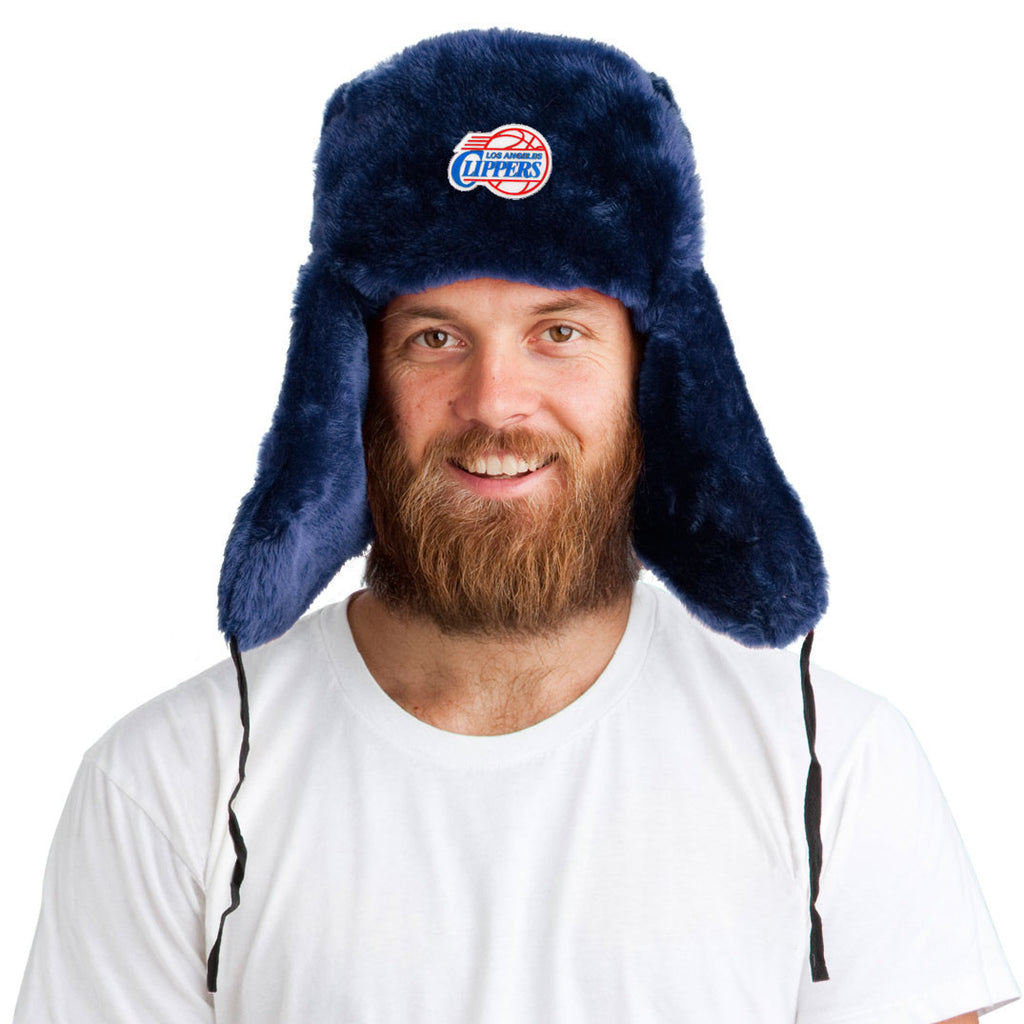 Tundra Hat™ + LA Clippers Pin ($8 value!)