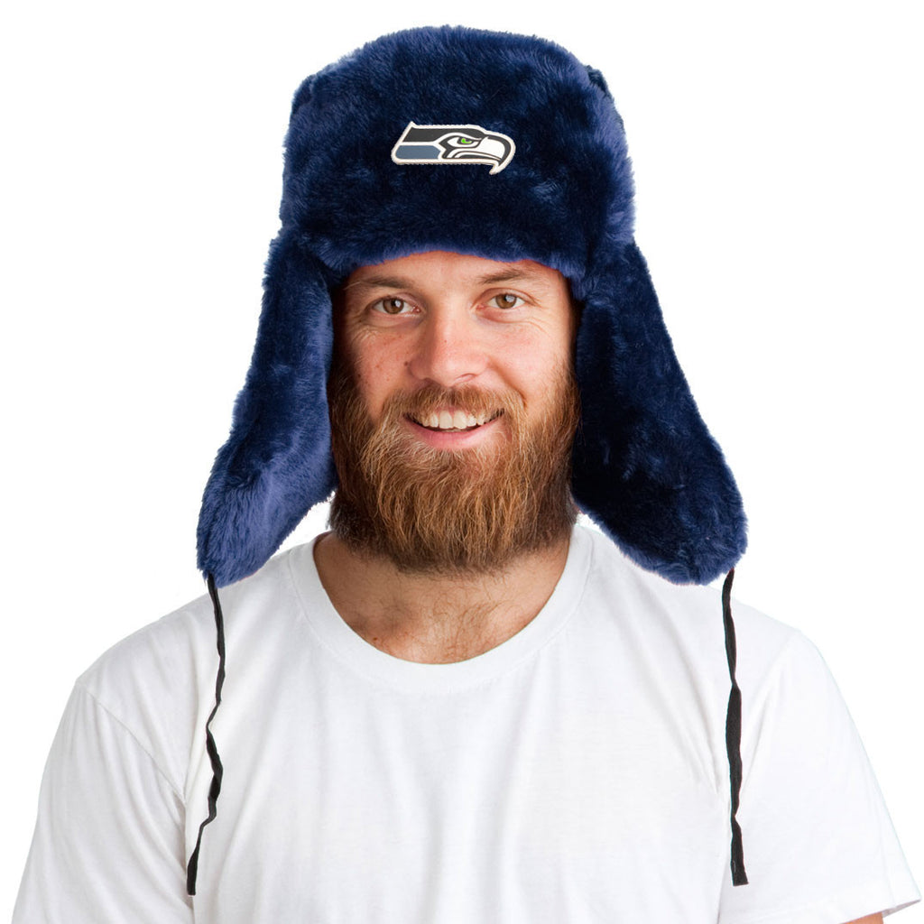Tundra Hat™ + Seattle Seahawks Pin ($8 value!)