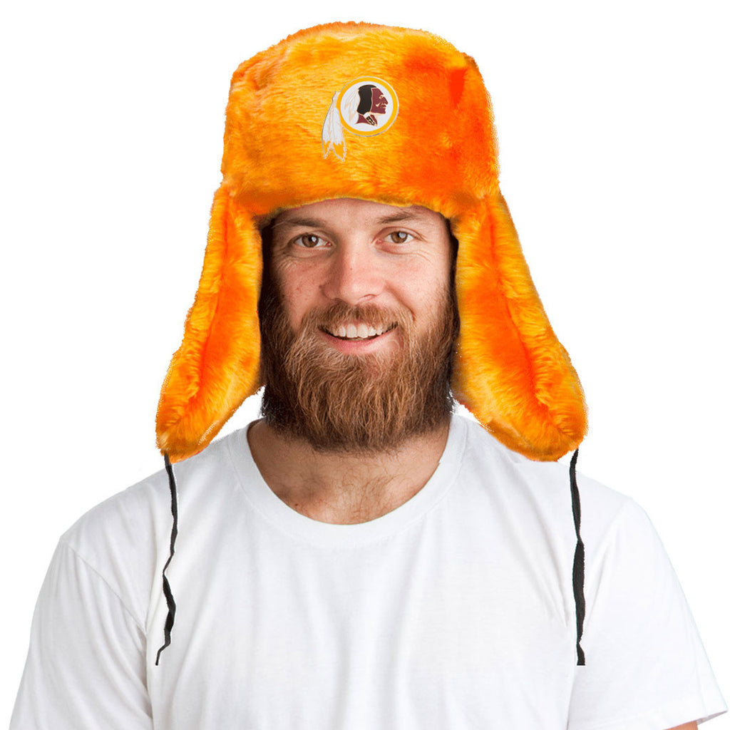 Tundra Hat™ + Washington Redskins Pin ($8 value!)