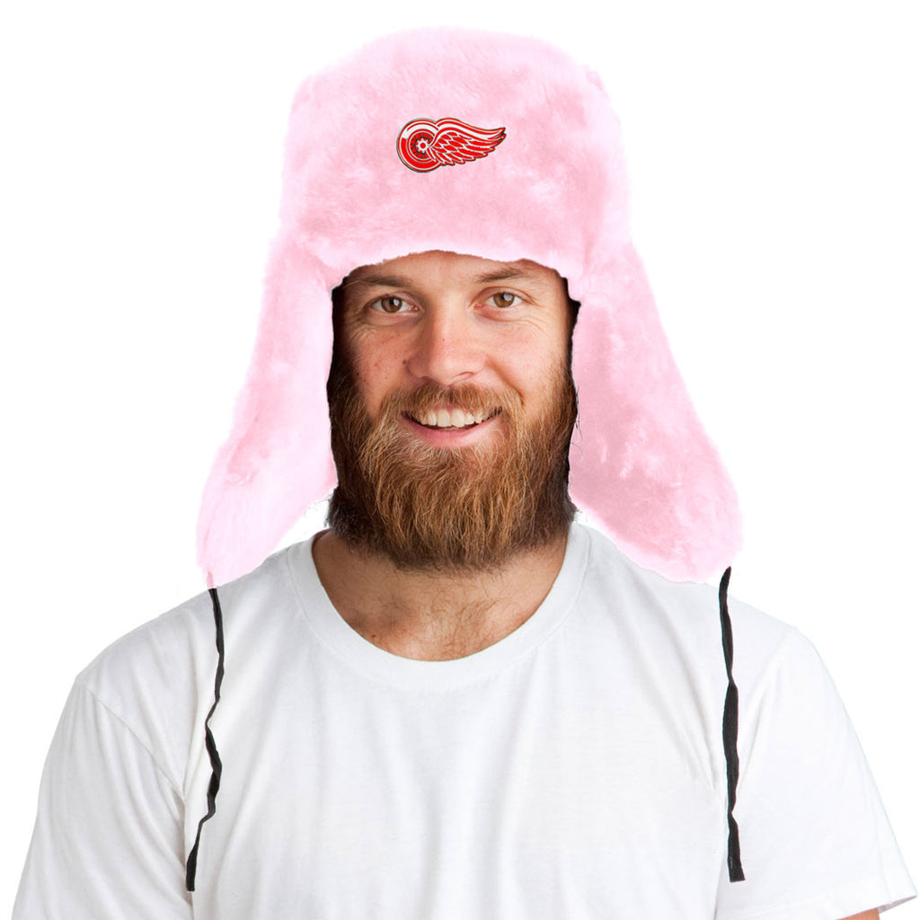 Tundra Hat™ + Detroit Red Wings Pin ($8 value!)