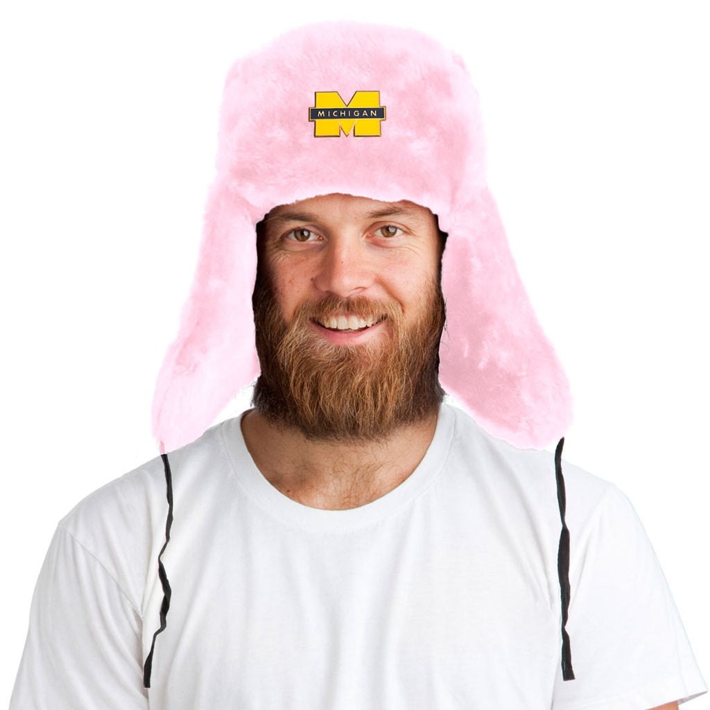 Tundra Hat™ + FREE Michigan Wolverines Pin  ($8 value!)