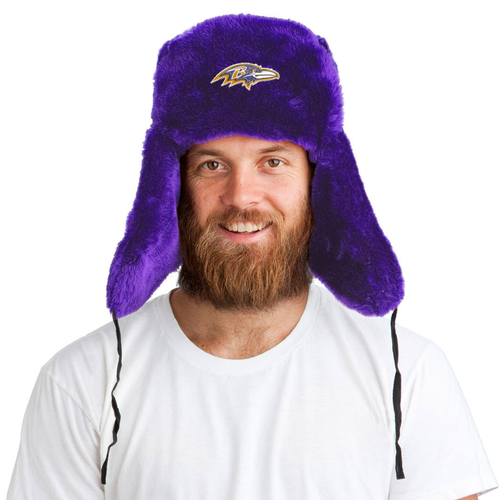 Tundra Hat™ + FREE Baltimore Ravens Pin <br> ($8 value!)