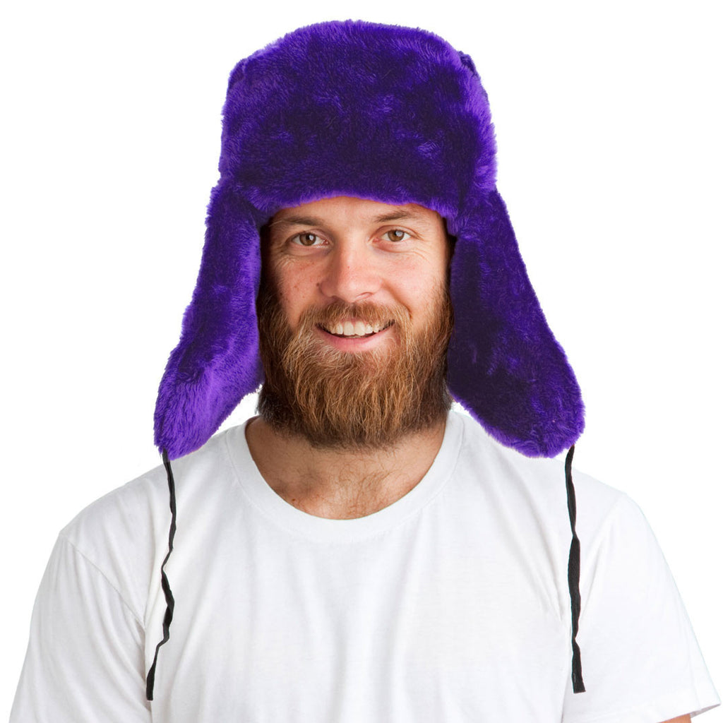 Tundra Hat™ Purple