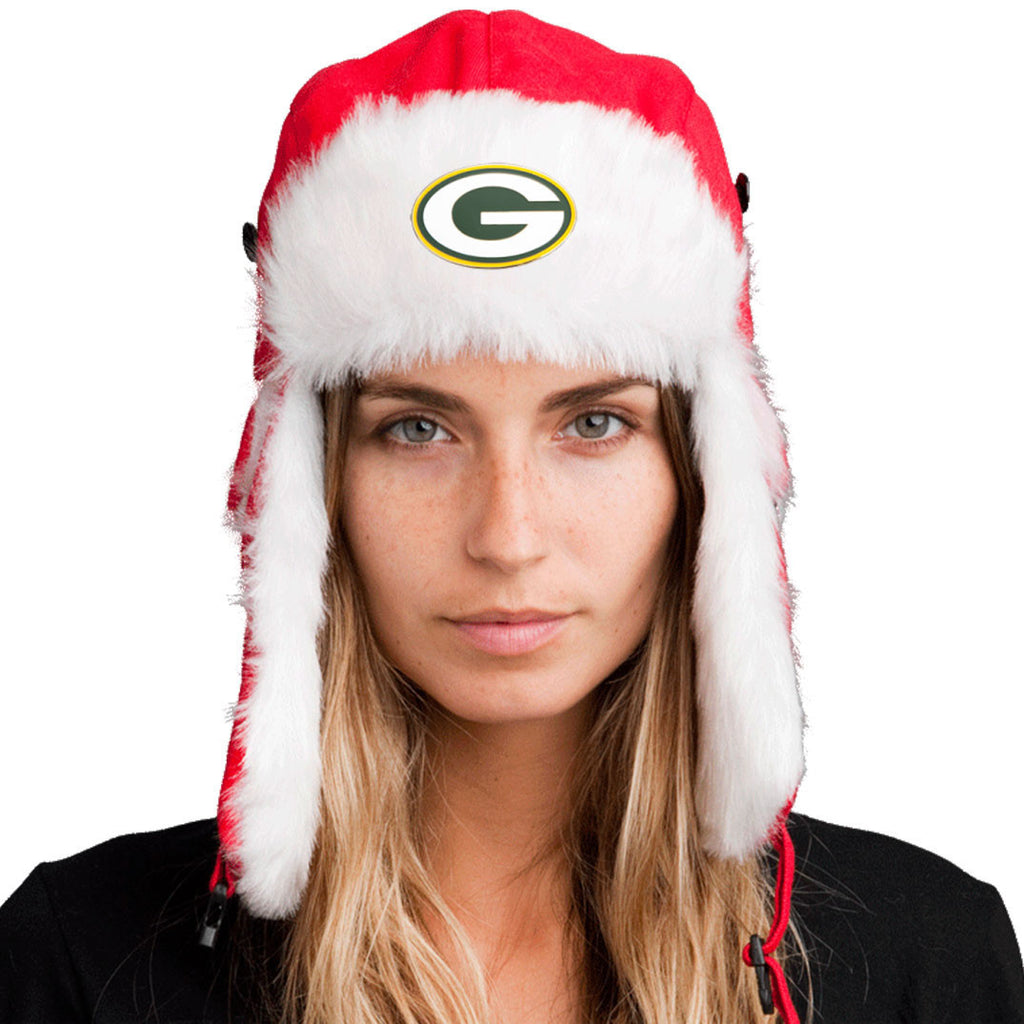 Trapper Hat + FREE Green Bay Packers Pin  ($8 value!)