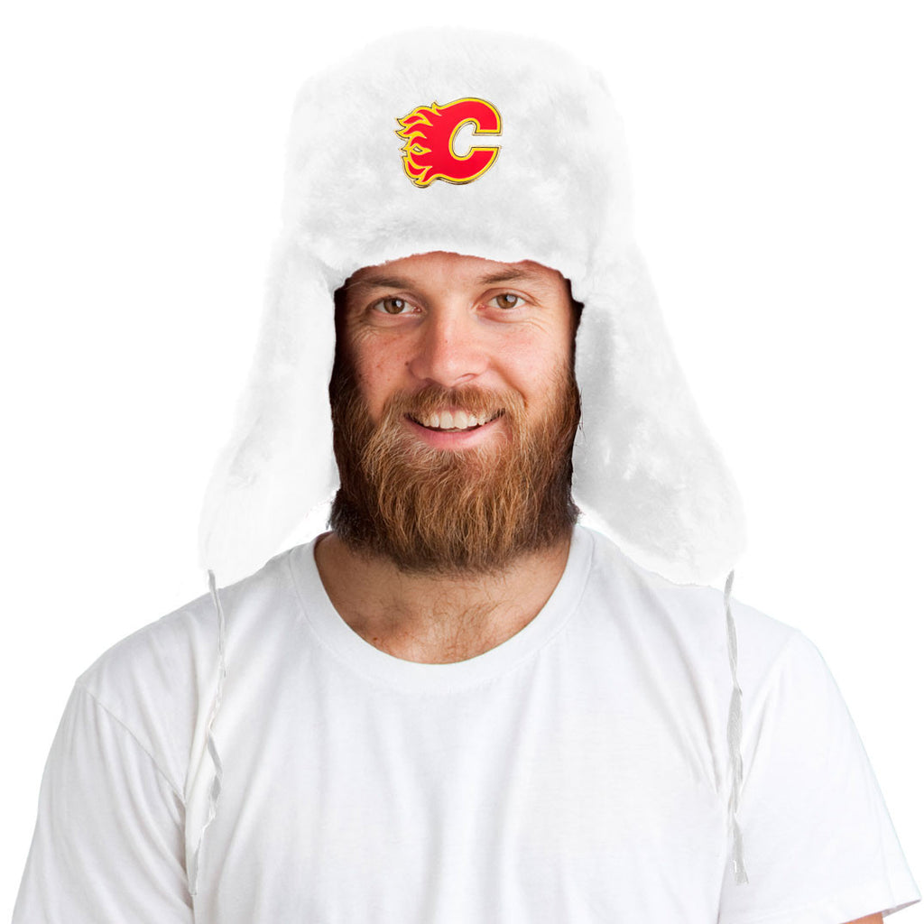 Tundra Hat™ + Calgary Flames Pin ($8 value!)