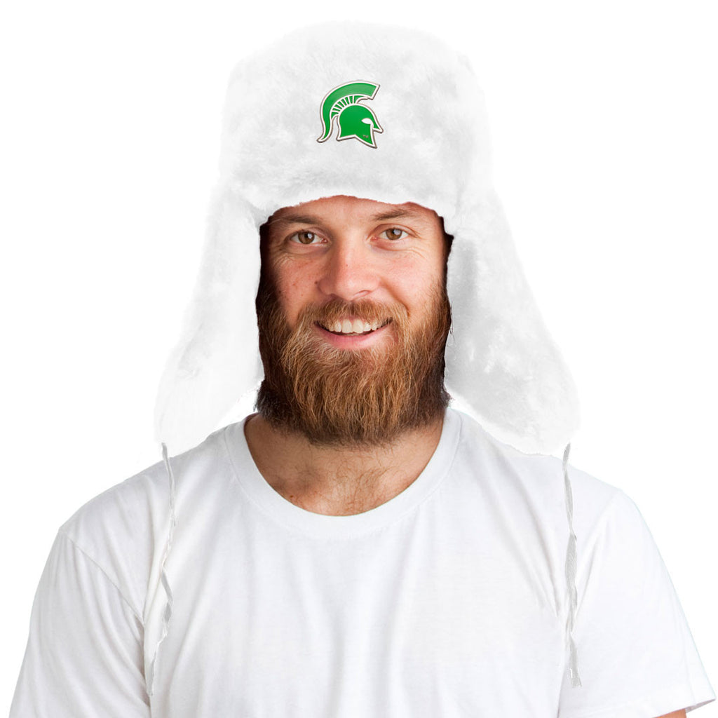 Tundra Hat™ + Michigan State Spartans Pin ($8 value!)