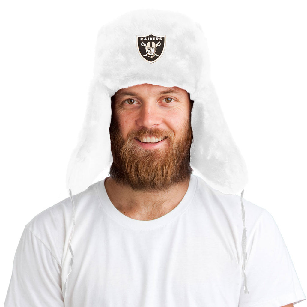 Tundra Hat™ + FREE Oakland Raiders Pin <br> ($8 value!)
