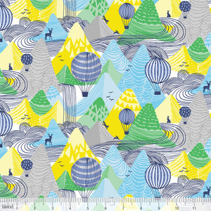 Fabric Friday - Daydream by Josephine Kimberling