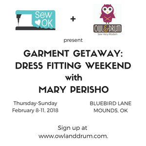 Introducing the Garment Getaway: Dress Fitting Weekend!