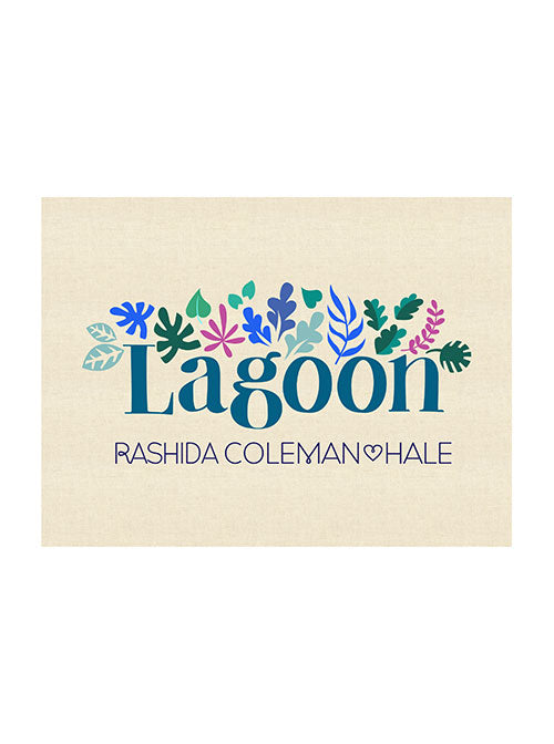 Fabric Friday - Lagoon by Rashida Coleman-Hale