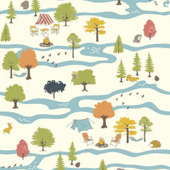 camp out by jay-cyn designs for birch fabrics camp sur 3 fabric friday on sew very modern by owl & drum