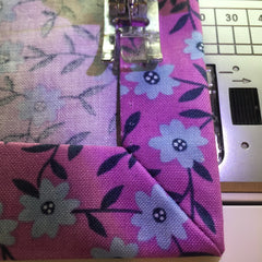 tuesday's tip how to sew mitered corners sew very modern by owl & drum