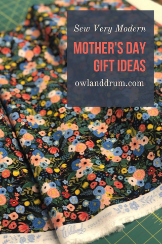 mother's day gift ideas at owl & drum
